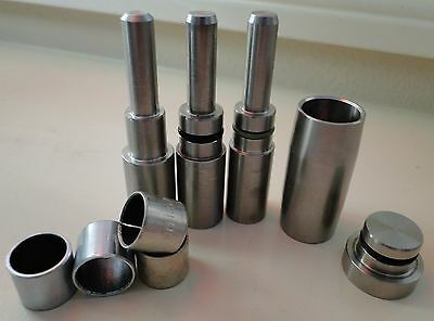 "1/2"" DU Bushing Tool, 12mm DU Bushing Tool & RWC Needle Bearing Tool"