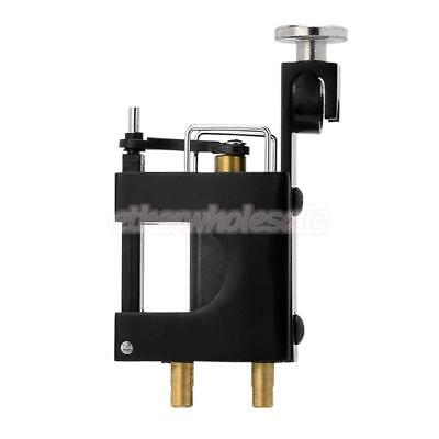 Pro Silent Rotary Motor Tattoo Machine Gun Supply for Liner Shader Black