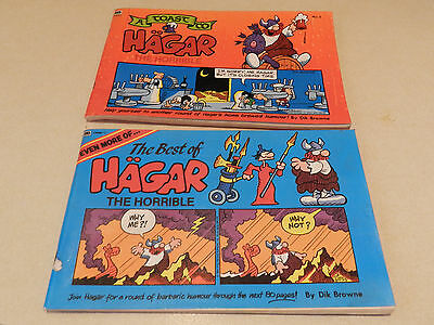 The Best of Hagar The Horrible & A Toast to Hagar The Horrible