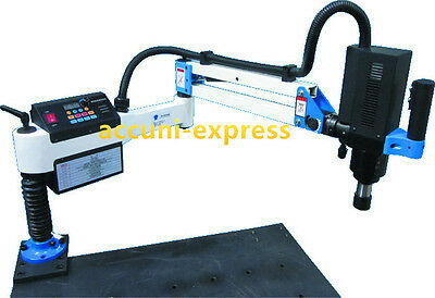 High Quality Vertical Type Electric Tapping & Drilling Machine M3 - M16 1100mm A