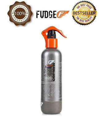 Official Fudge Extreme Hold Hair Cement Styling Spray 300ml
