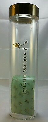 """Johnnie Walker Scotch Whiskey Highball Glass Container Lid by Gordon Sinclair 9"""""""