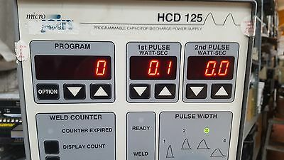 Micro Join Hcd 125 Power Supply Hcd0125C-230-0