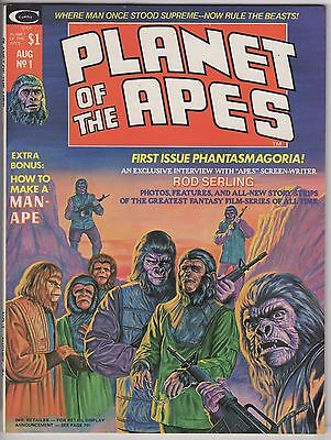 Planet of the Apes #1  VFN/NM