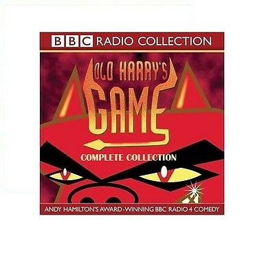 The Complete Old Harry's Game (Series 1-7) BBC Mp3 Audiobook