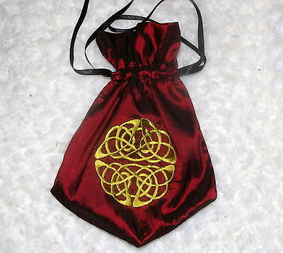 Exclusive Victorian / American Civil War costume accessory reticule, dolly bag J