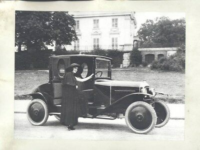 1925 Citroen B2 Coupe ORIGINAL Factory Photograph wy3079