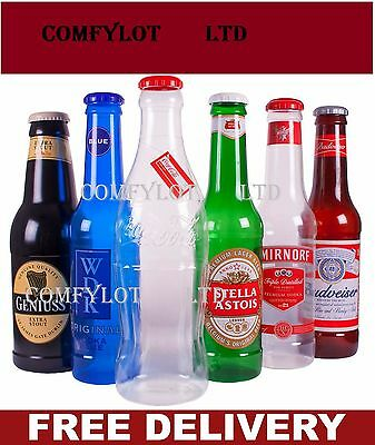 Giant Coca Cola Money Bottle 2FT/60CM Plastic Bottle Saving Coin Piggy Bank MOR