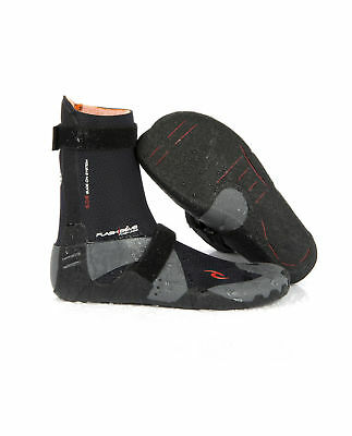 Rip Curl Flashbomb 5mm Round Toe Wetsuit Boots Mens Unisex Surfing Watersports