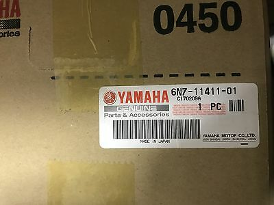 Yamaha 6N7-11411-01-00 Crankshaft
