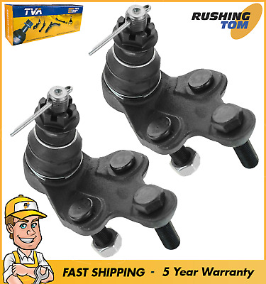 Front Lower Suspension Ball Joint fits 2009 Dodge Journey Set of 2