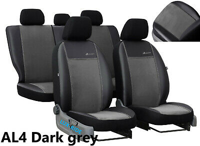 CITROEN C4 CACTUS 2014 PRESENT ECO LEATHER /& ALICANTE TAILORED SEAT COVERS