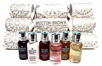 Molton Brown Luxury Celebration Christmas Crackers Pack Of 6 (New 2017) Cc7