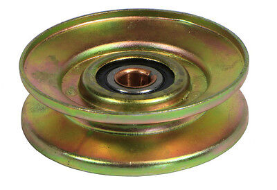 "V-Type Idler Pulley, 2-5/8"" OD 3/8"" Bore - RanchEx (102732)"
