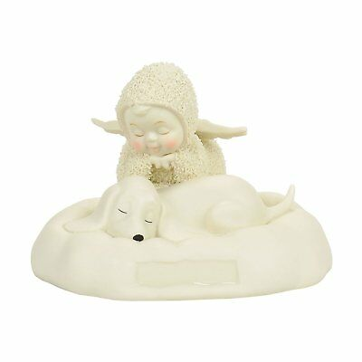 Department 56 H7 Christmas Snowbabies 2.8in A Dog's Life Figurine 4058147