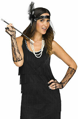 Brand New 1920s Gatsby Fab Flapper Costume Kit