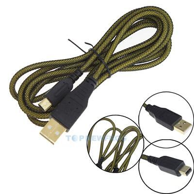 1.5M USB Charging Cable Charger Cord for New Nintendo Console 3DSLL 2DSXL 3DS