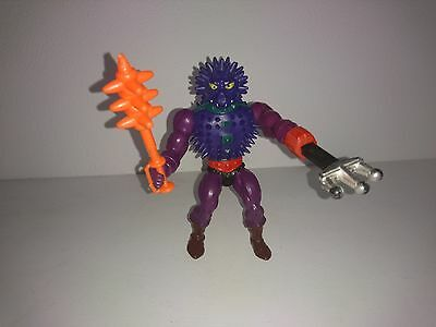 Masters Of The Universe He-Man - Spikor 100% Complete - Mattel 1980's Vintage