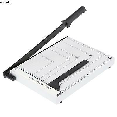 OFFICE Heavy Duty  Guillotine Paper Cutter Book Trimmer Machine Commercial