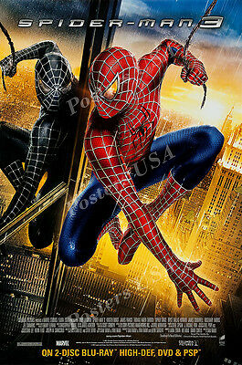 Posters Usa Marvel Spider Man 3 Iii Movie Poster Glossy