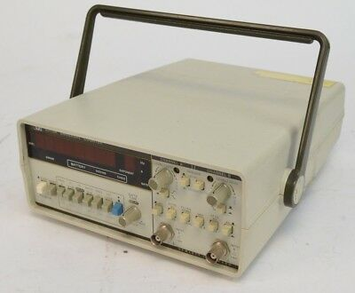 HP 5315A Universal 100 MHz Universal Frequency Counter