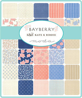 Patchwork/quilting Fabric Moda - Charm Pack - Bayberry