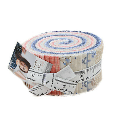 Patchwork/quilting Fabric Moda - Jelly Roll - Bayberry