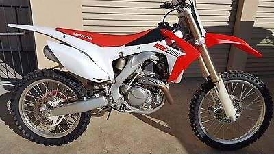 Honda Crf 450 R 2014 35 Hours From Factory + parts