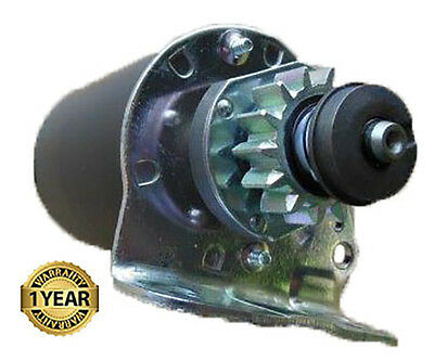 New Starter for Briggs & Stratton Air Cooled 7 thru 18HP Engines 693551 5777
