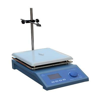 Digital SH-4C Hotplate Magnetic Stirrer 19x19cm Ceramic Top Plate 5000ml a