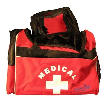 Diamond Football Medical First Aid Bag - Storage Bag For First Aid Equipment