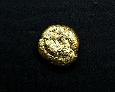 0.16g Refined 24ct Gold Nugget rn11