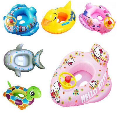 Baby Swimming Seat Rings Inflatable Aid Trainer Float
