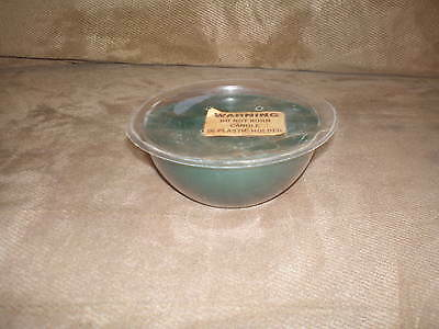 Dresden Shops Exclusive Herbal Garden Candle Fits Longaberger Dessert Bowl