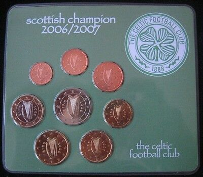 "Mds Irland Euro-Kms 2006 ""scottish Champion 2006/2007 -The Celtic Football Club"""