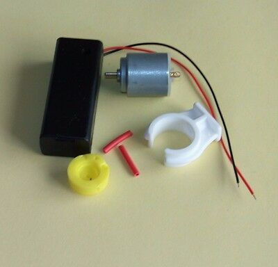 Robot motor kit for school projects and vibro bug instructions