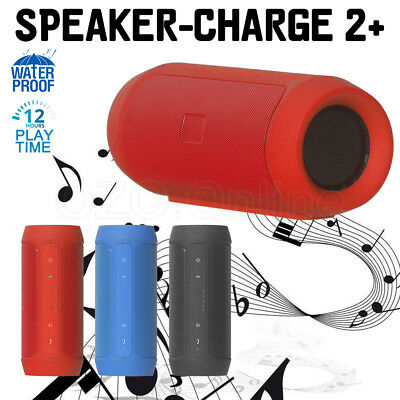 New Mini Waterproof Portable Charge 2 Plus Wireless Bluetooth Portable Speakers