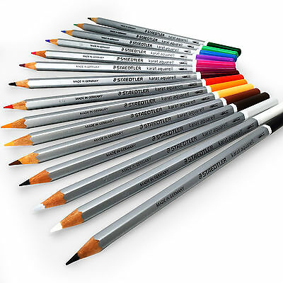 Staedtler Karat Aquarell Pencil – Professional Watercolour Pencil -Single Pencil
