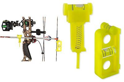 New MaxiMal Archery String Level Tool Nock Point Gauge Set Recurve Compound