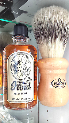 Floid (6pezzi) The Genuine After Shave dopobarba classico professionale 400 ml
