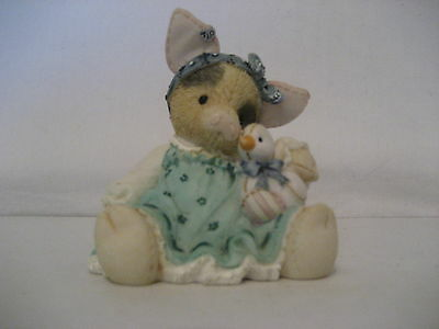 """1995 Enesco-TLP- """"Ducky To Have A Friend Like You!""""  Reg.No. 510TLP780"""