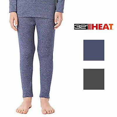 Weatherproof 32 Degrees Heat Boys Base Layer Pant