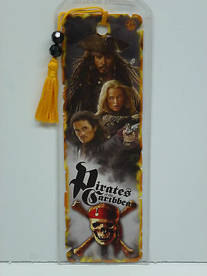 "Pirates of the Caribbean ""Johnny Depp, Orlando Bloom & Keira Knightly"" Bookmark"