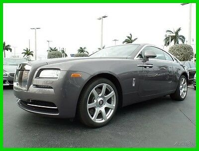 2016 Rolls-Royce Other Base Coupe 2-Door 2016 Used Turbo 6.6L V12 48V Automatic RWD Coupe Premium