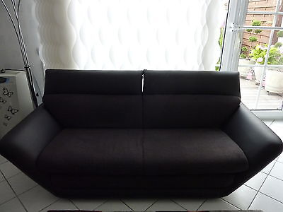 xxl sofa couch 1 5 jahre jung eur 165 00 picclick de. Black Bedroom Furniture Sets. Home Design Ideas