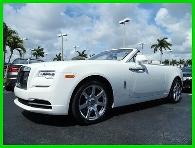 2016 Rolls-Royce Other  2016 Used Turbo 6.6L V12 48V Automatic RWD Premium