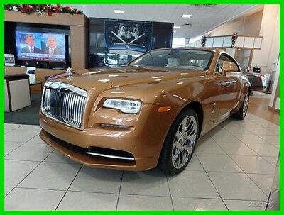 2017 Rolls-Royce Other Base Coupe 2-Door 2017 New Turbo 6.6L V12 48V Automatic RWD Coupe Premium