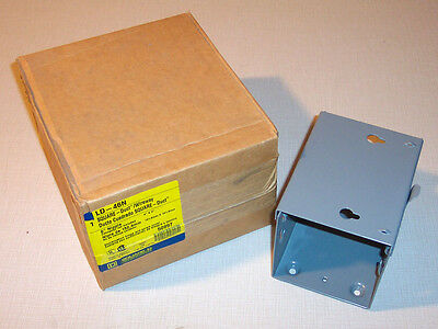 "New In Box Square D Square - Duct Wireway Ld-46N 6"" Nipple 4"" X 4"" Ld46N 50997"