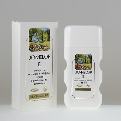 Jomelop E Saljic Best Balm cream for scars , keloidal scar and burns 145 ml