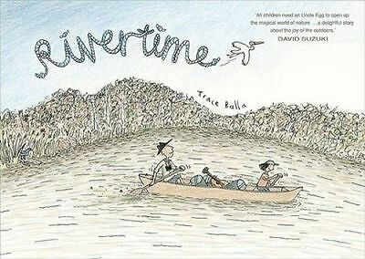 Rivertime by Trace Balla Hardcover BNew FREE SHIPPING Glenelg River Australian
